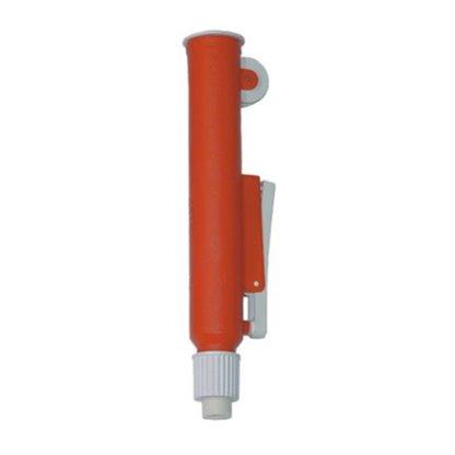 Pipeteador Plastico 0-25 Ml Rojo