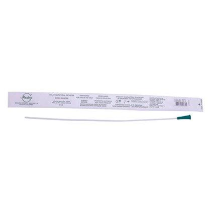 Cateter (Sonda) Nelaton No. 22 De 40 Cms. Medex Paquete Por 25 Plastica Esteril Desechable