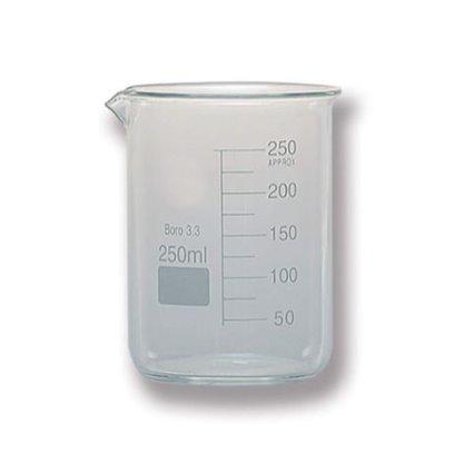 Vasos de precipitado Forma Baja en vidrio - Linea economica 50 ML