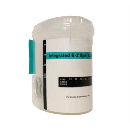 Multi-Drug One Step 6 Durg Screen Test Panel Urine Ez Cup Coc/Amp300/Thc/Mop/Bzo200/Met300 Test