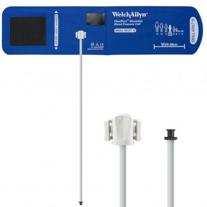 Brazalete Reusable Flexiport Tamaño Adulto Pequeño Con Puerto De Conexión De Una Vía-Conector Tipo Tri-Proposito Ref-Reuse-10-1t