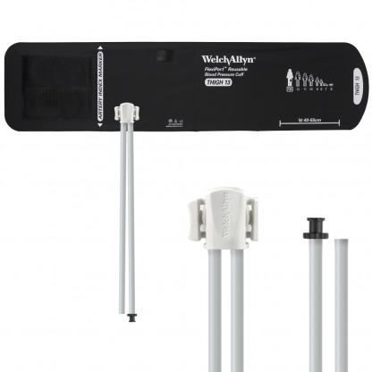 Brazalete Reusable Flexiport Tamaño Muslo Con Puerto De Conexión De Dos Vías-Conector Tipo Triple Funcionalidad-Ref-Reuse-13-2tp
