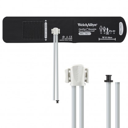 Brazalete Reusable Flexiport Tamaño Niño Pequeño Con Puerto De Conexión De Dos Vías-Conector Tipo Triple Funcionalidad-Ref-Reuse