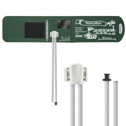 Brazalete Reusable Flexiport Tamaño Niño-Con Puerto De Conexión De Dos Vías-Conector Tipo Triple Funcionalidad Ref-Reuse-09-2tpe