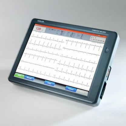 Electrocardiógrafo Cardiovit - 12 canales MS- 2010