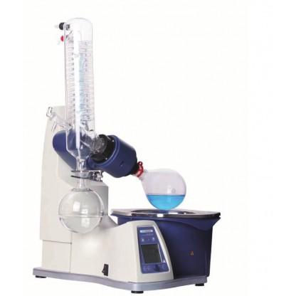 Rotaevaporador Re100-Pro Con Baño (0-150) Rpm Características - Fácil De Leer Grandes Pantall Scilogex
