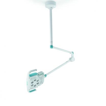 Lámpara Para Cirugía Gs 900 Ref-44900-C-Con Soporte De Techo