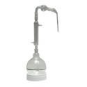 Destilador de agua totalmente de vidrio