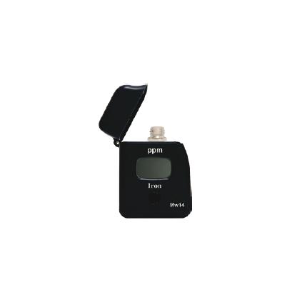 Fotómetro para trabajo de campo Hierro