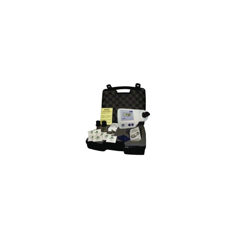 Fotómetros para trabajo de campo Cloro Libre y Total Nivel Profesional en Trabajo De Campo