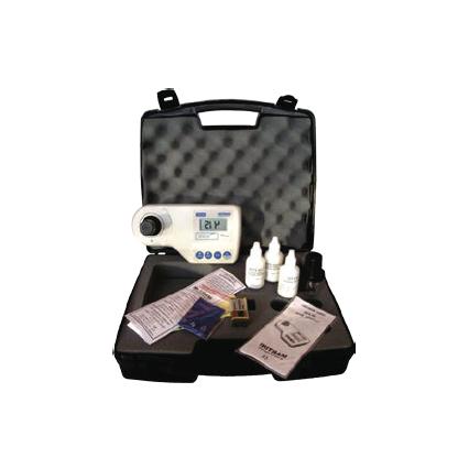 Fotómetros para trabajo de campo (Turbidímetro)