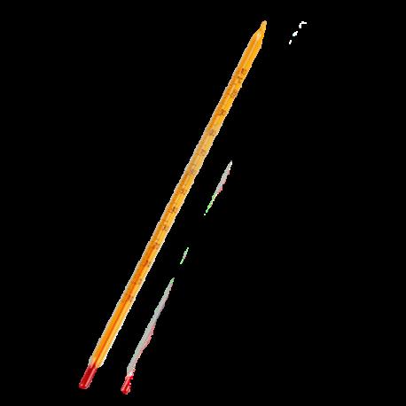 Termometro Quimico Para Laboratorio (Escala Interna) De -10 A 60 O C