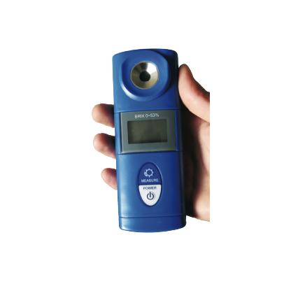 Refractometros 90102 Salinidad 0-28% 1 +/- 0.2 Mini-Portatil - Lectura Digital - Amplio R Lab Scient