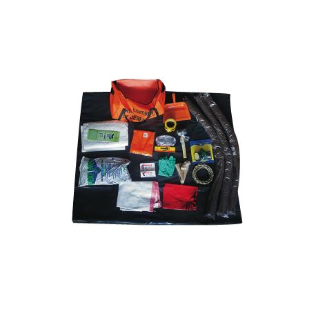 Control de Derrames Químicos  (Kit Preventivo para Laboratorios)