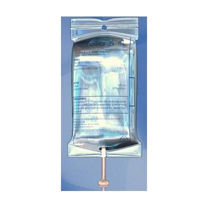 Dextrosa al 5% en Agua Destilada