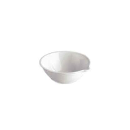 Cápsulas De Evaporación En Porcelana 18000050 Pico Y Fondo Redondo Linea Economica - 82 Mm 75 Ml Son Ideales Para E Lab Scient