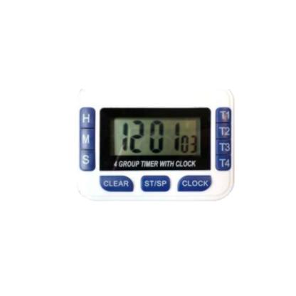 Reloj/Cronometro 4 Funciones-Para Laboratorio-Ref 91500-013-Ca