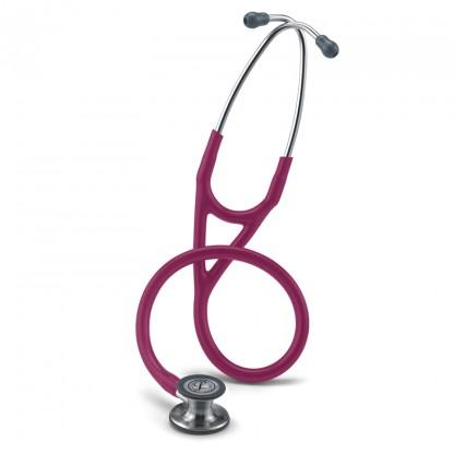 Fonendoscopio De Dos Servicios Adulto Pediátrico - Littmann Cardiology Iv- Ref 6158 - Color Frambues