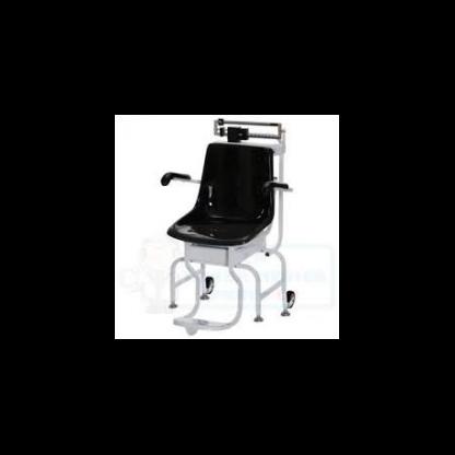 Balanza Digital Grado Médico Con Silla Para Pacientes Inestables-Ref 594 Kl