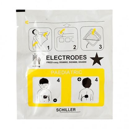 Set De Electrodos Pediátricos Ref-2-000052-