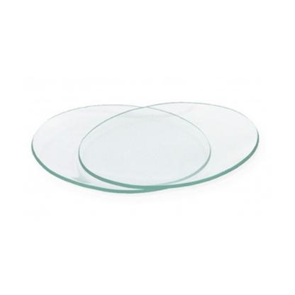 Vidrio De Reloj 3013100 100 Mm Fabricado En Vidrio Neutro, Bordes Pulidos A Fuego Para Resis Glassco