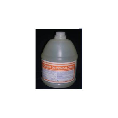 Cloruro De Benzalconio Al 1% Desinfectante Quirúrgico Y Bactericida Para Gram +