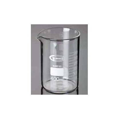 Vasos De Precipitado Forma Alta Vidrio Grueso 230.202.07 600 Ml Forma Alta Vidrio Grueso Fabricado En Vidrio Borosilicato 3.