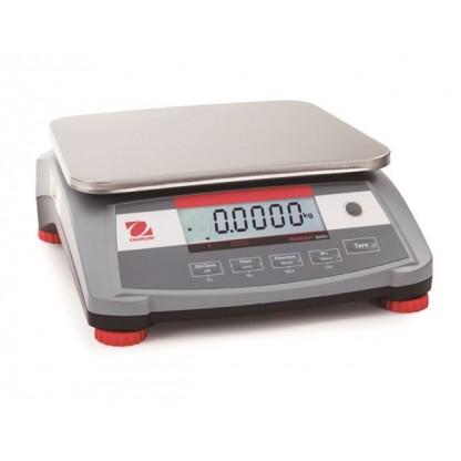 Bascula Compacta De Mesa Ranger 3000 R31P3 Capacidad/Alcance Máximo (Kg): 3 / Resolución: 0,1 G Gancho Para Pesa Ohaus