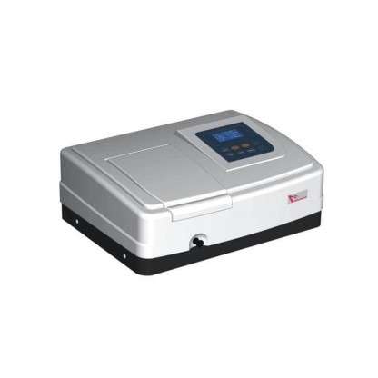 Espectrofotometro V1800 Sin Uv Ancho De La Banda Espectral: 4Nm Rango De Longitud De Onda: 190 Lab Scient