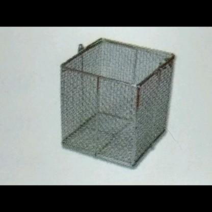 Canastilla para tubos Ace En Acero - 20 X 20 X 20 cm