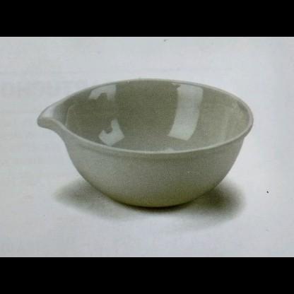 Cápsulas De Evaporación En Porcelana 109/0 Pico Y Fondo Redondo 80 Mm 75 Ml Son Ideales Para El Secado De Sólido W.Haldenwanger