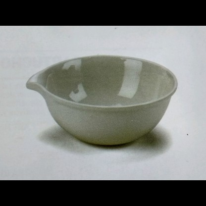 Cápsulas De Evaporación En Porcelana 109/2 Pico Y Fondo Redondo 100 Mm 115 Ml Son Ideales Para El Secado De Sóli W.Haldenwanger