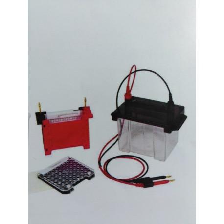 Cámara (MINI) para ELECTROFORESIS