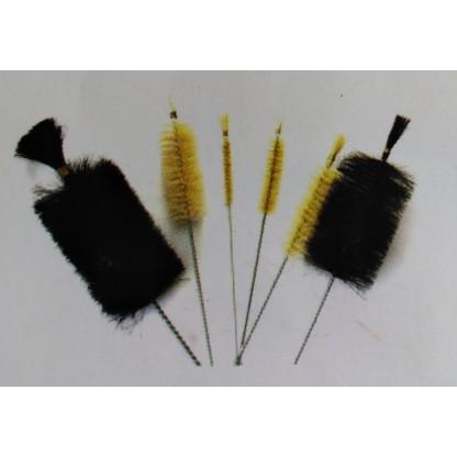 Cepillos de limpieza surtidos Para limpieza de vidriería (JUEGO x 16)