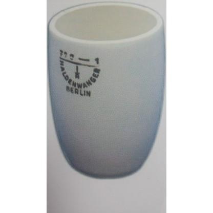 Crisoles 79C/1 Porcelana Forma Alta Sin Tapa Resistencia A La Temperatura: Hasta 120 Jip