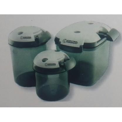Desecadores Plásticos 3160 Con Llave Logra Un Vacío De Más De 200 Pulgadas De Agua Con Bomba Inco Control Company