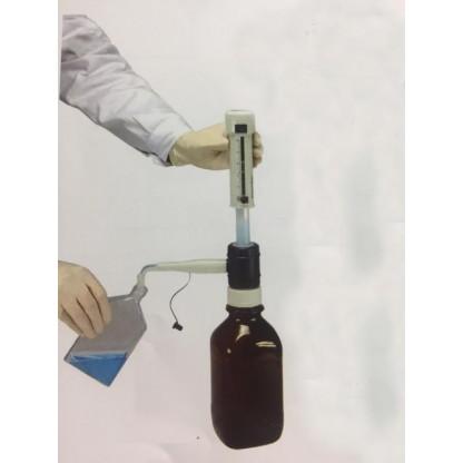 Dispensador Variable 73110003 · 2.5 - 25 Ml Para Dispensación Directa Desde Frascos De Reactivos De Dlab