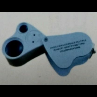 Lupa Joyero Mg 21009 20X Sin Iluminacion Lab Scient
