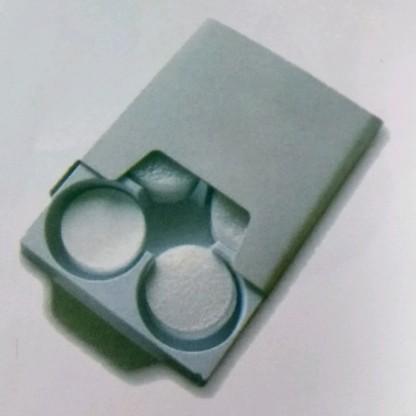 Membrana Para Soluciones Acuosas 11106025 De Acetato De Celulosa Diam. D96 X 0,45 Micras Cj X100 Estos Filtros Sartorius