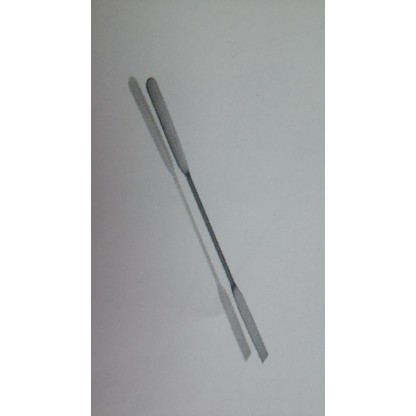 Microespátula 3212 Longitud: 150 Mm X 6 Mm Fabricada En Alambreacero Inoxidable 304. - D Boeco