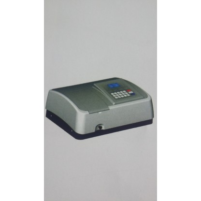Espectrofotometro Uv1600 Con Uv Ancho De La Banda Espectral: 2Nm Rango De Longitud De Onda: 320 Lab Scient