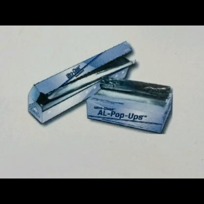 Papel Aluminio Para Muestras En Laboratorio Rollo 30 Cm X 508 Cm