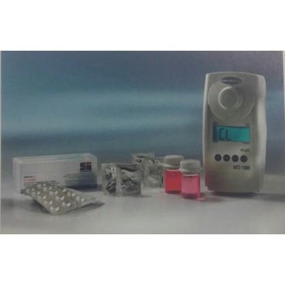 Fotometro MD 100 cloro y Ph