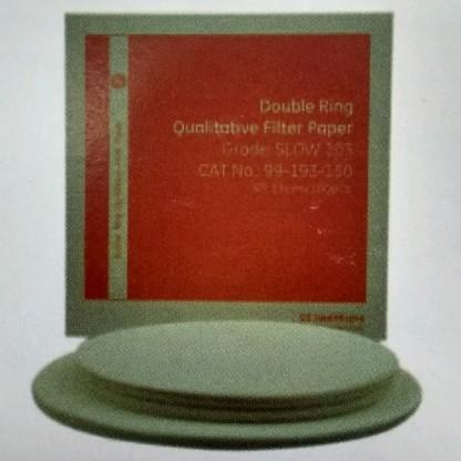 Papel De Filtro Cualitativo 99-192-180 Dr Exp Qual 18 Cm Paquete X 100 - Grado: Medio Rapido - Contenido De Whatman