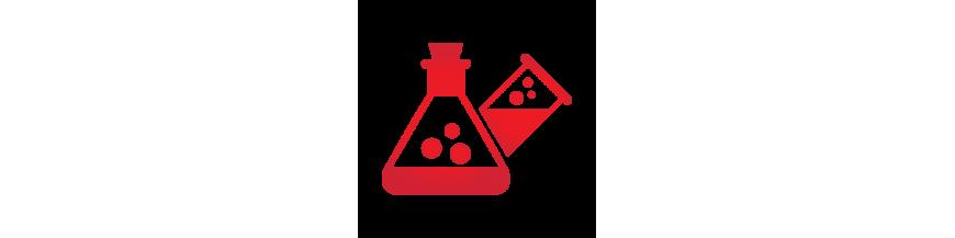 Elementos necesarios para investigaciones, experimentos, prácticas.