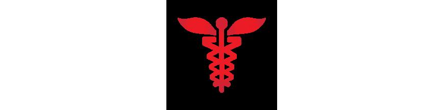 Equipos medicos para el mantenimiento y recuperación de la salud