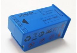 Batería descartable limno2 2,8ah Schiller 4-07-0025